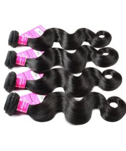Body Wave Weave Human Hair Bundles 4
