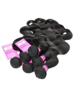Body Wave Weave Human Hair Bundles 5