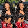 Body Wave Human Hair Weft Bundles