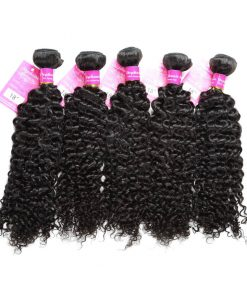 Curly Wave Hair Bundles Virgin Human Hair 11