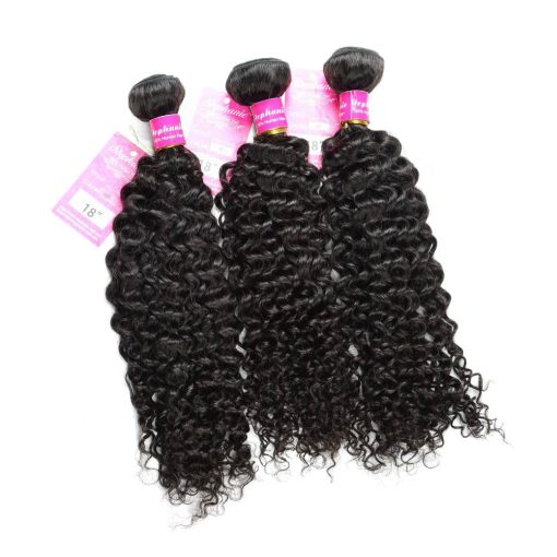 Curly Wave Hair Bundles Virgin Human Hair 2