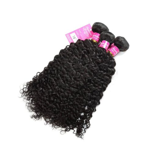 Curly Wave Hair Bundles Virgin Human Hair 4
