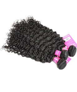 Curly Wave Hair Bundles Virgin Human Hair 5