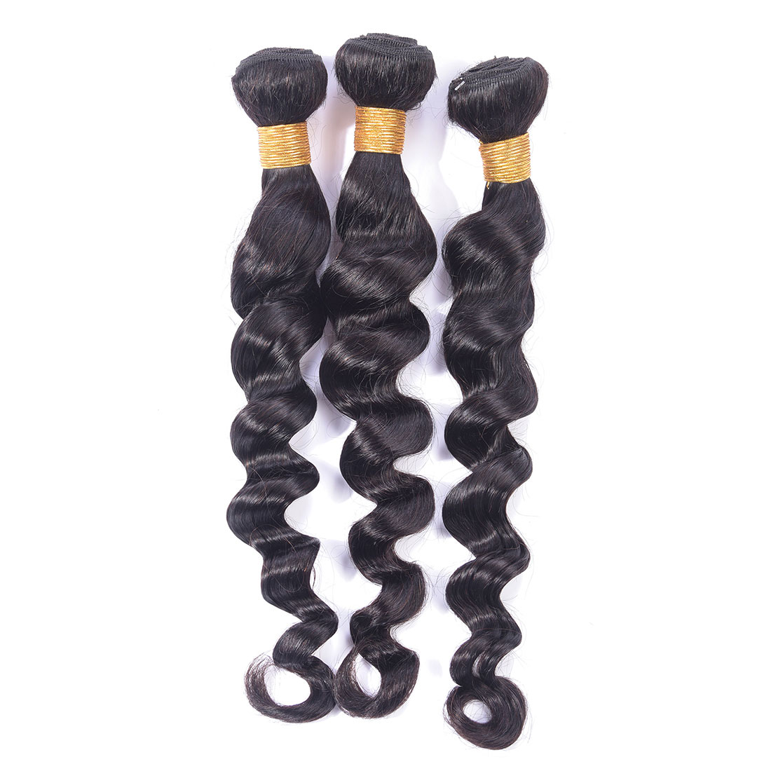 Loose Deep Wave Human-Hair Weave Sale