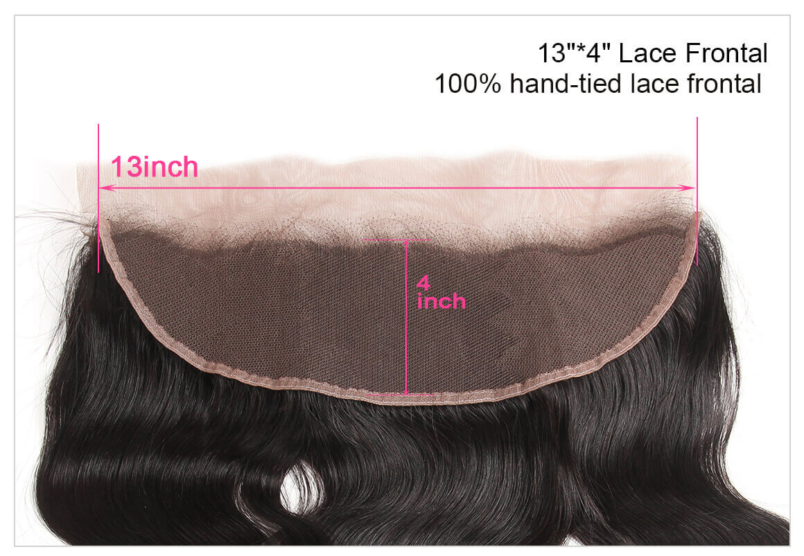 body wave bundles lace closure 1