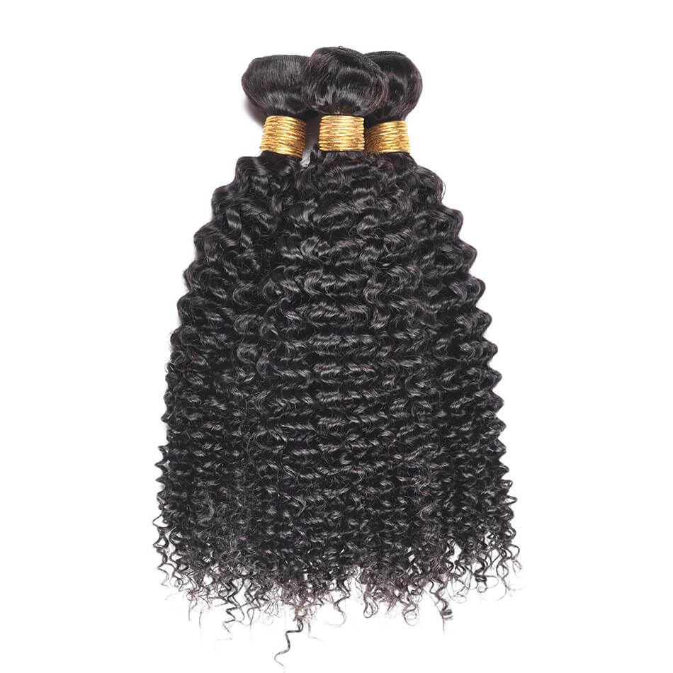 curly wave hair bundles 2