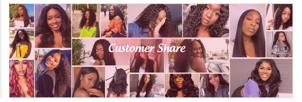 customer share