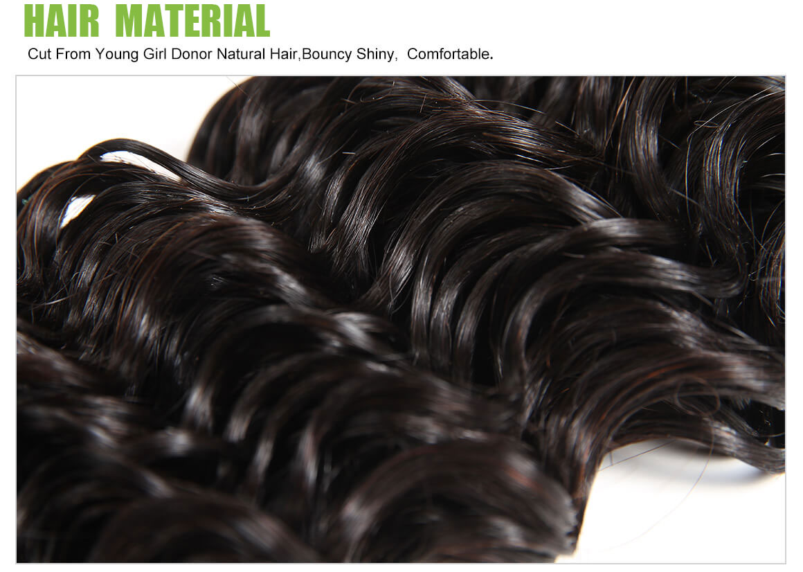 deep wave human hair 3
