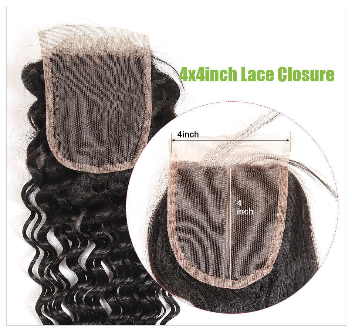 deep wave lace closure 2