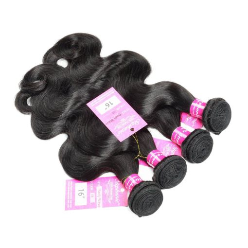 Body Wave Weave Human Hair Bundles 6