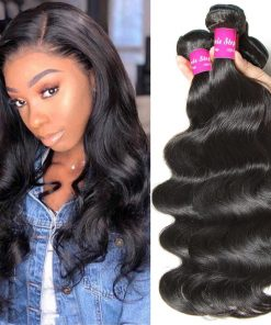 Body Wave Hair Bundles Indian Virgin Hair
