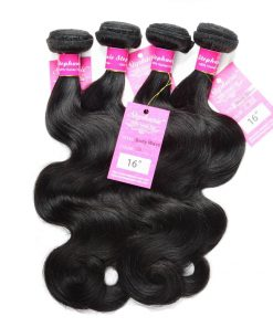 Body Wave Weave Hair 4 Bundles