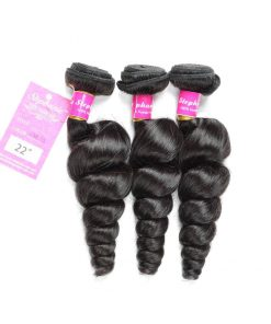 Loose Wave Hair Bundles Unprocessed Human Hair Weave 10