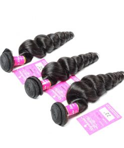 Loose Wave Hair Bundles Unprocessed Human Hair Weave 7