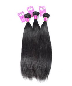 Straight Human Hair Weave 1