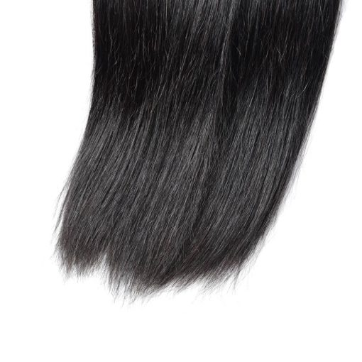 Straight Human Hair Weave 10
