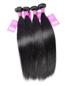 Straight Human Hair Weave 11