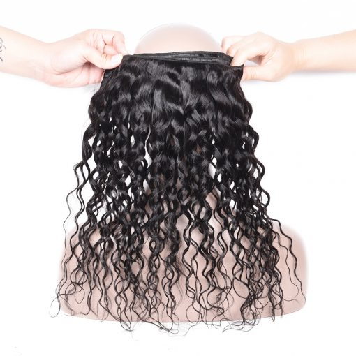 Water Wave Hair Weave Bundles 4