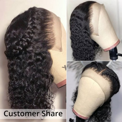 Deep Wave Wigs 13x6 Front Wigs