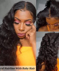 Loose Deep Wave Wig 13x6 Lace Front Wig