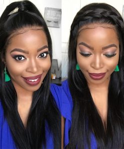 straight hair 13x6 Lace Front Wig
