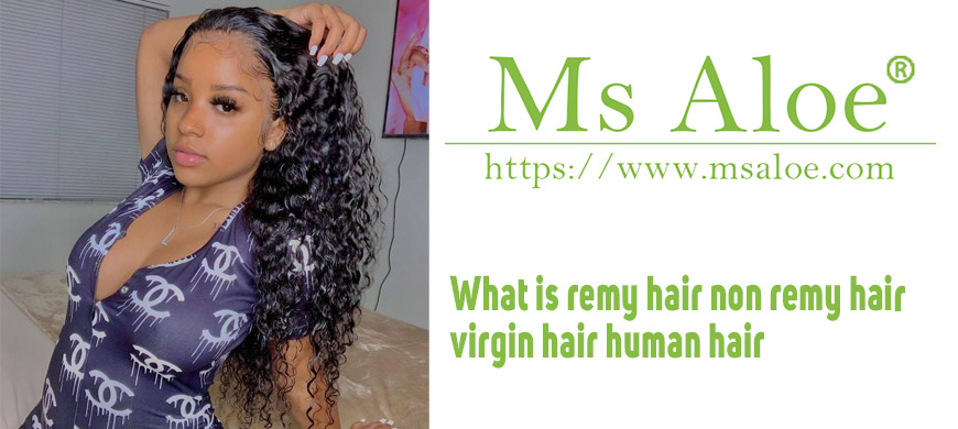 What is remy hair non remy hair virgin hair human hair