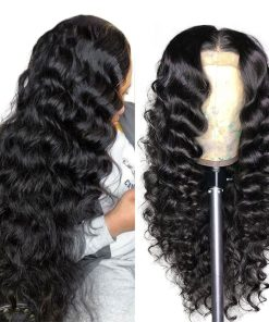 Loose Deep Wave Full Lace Wigs