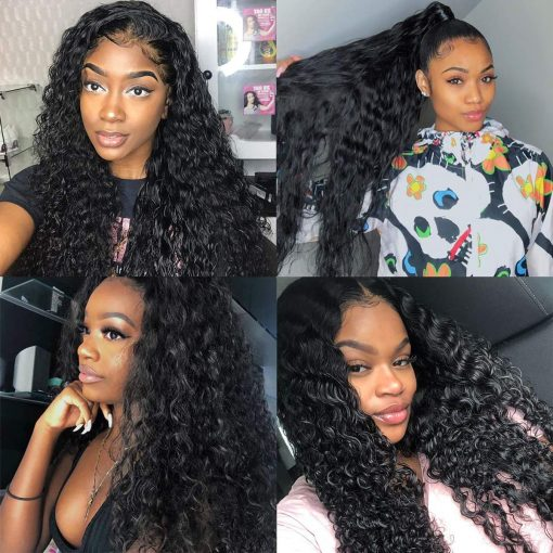 Water Wave Full Lace Wig