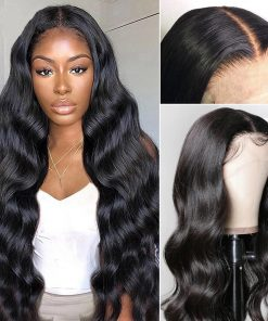 Body Wave 5x5 Lace Closure Wigs